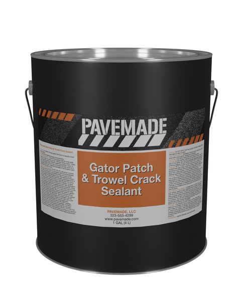 1 gallon aligator patch trowelable crack filler