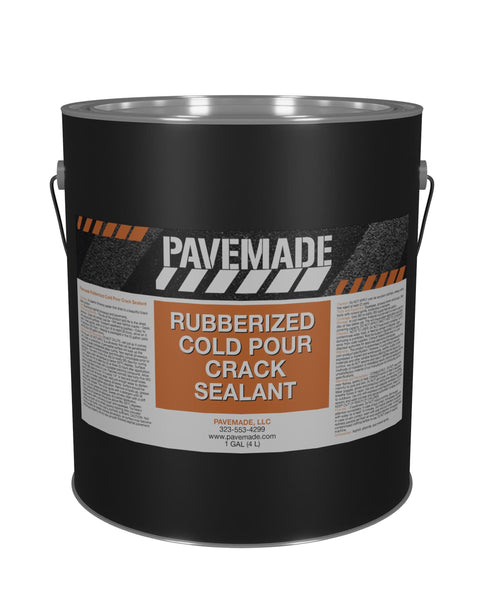 Rubberized Cold Pour Crack Sealant - Pavemade.com