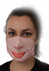 lady face mask face guard