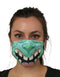 monster face mask face guard