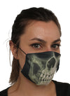 skull face mask face guard