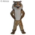 super wildcat mascot costume