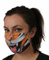 tiger face mask face guard