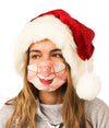 Mrs Clause Face Mask / Face guard