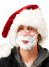 Santa Clause Face Mask / Face Guard
