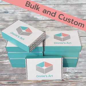 Bulk Orders and Custom Projects