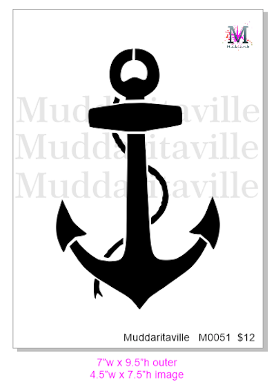 M0051 Small Anchor
