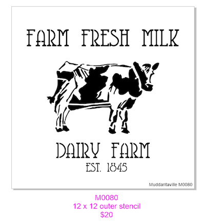 M0080 Farm Fresh Milk