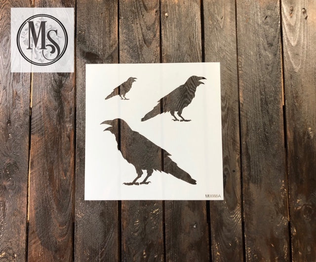 M0088 - Crows - 2 versions