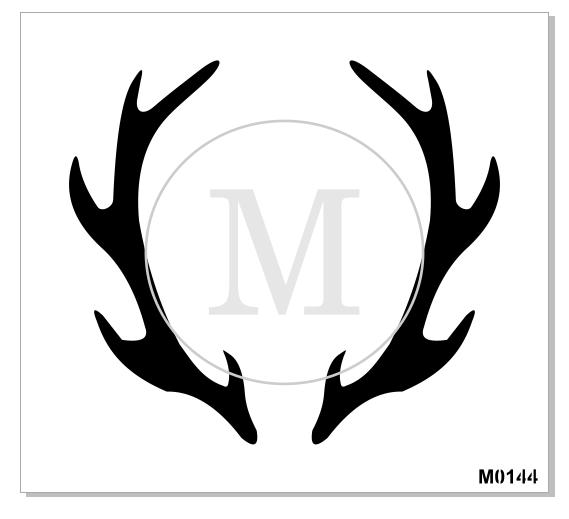 M0144 Small Antlers