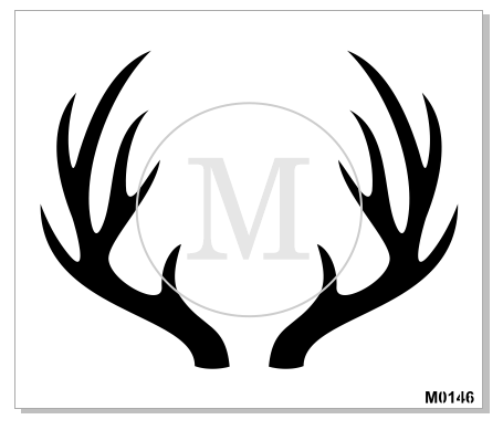 M0146 large Antlers