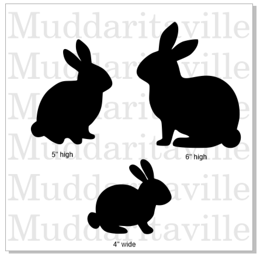 M0148 Assorted Bunnies
