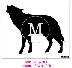M0168 Animal Silhouettes