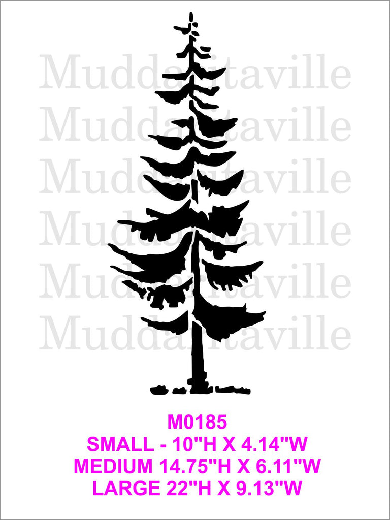M0185 Sitka Tree - available in 3 sizes