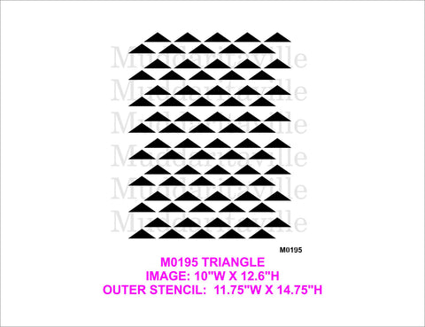M0195 Triangles