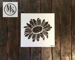 M0216 Sunflower #1 - 2 sizes