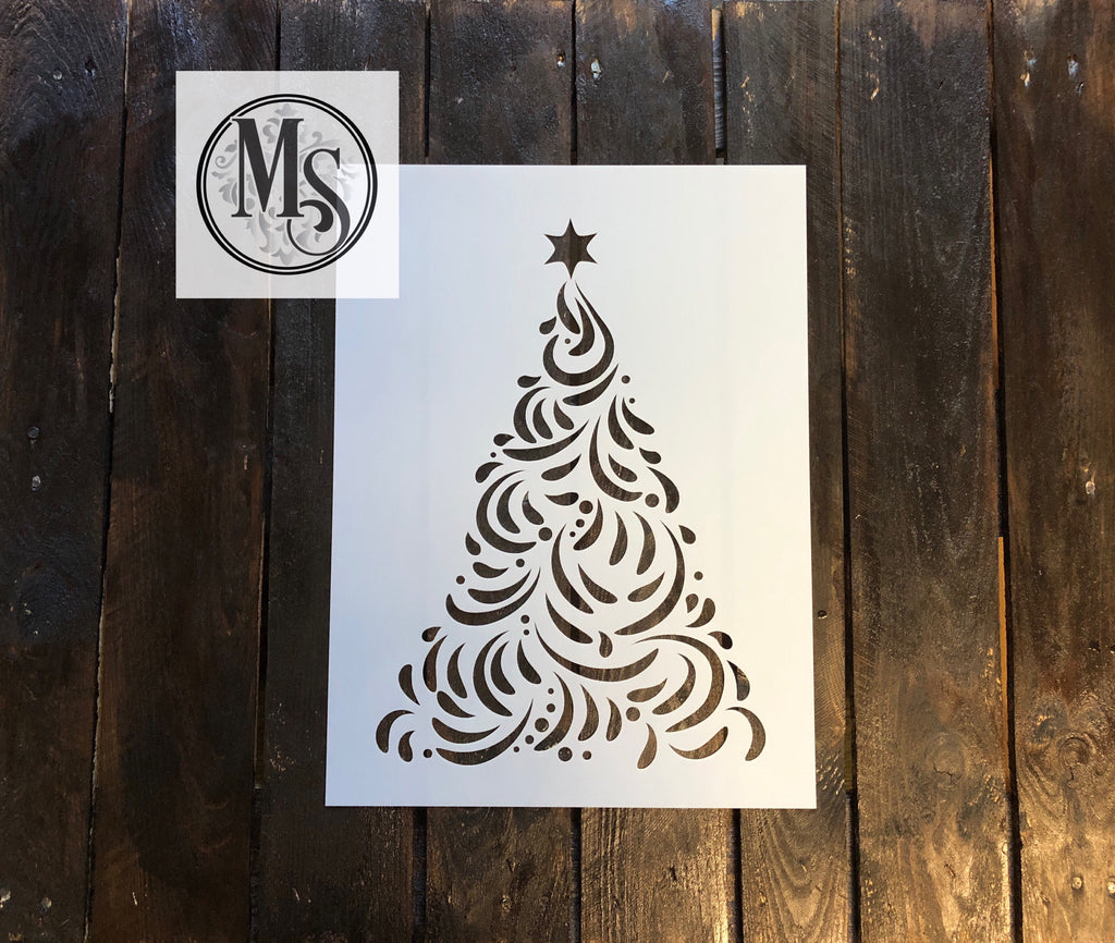 M0248A Decorative Christmas Tree