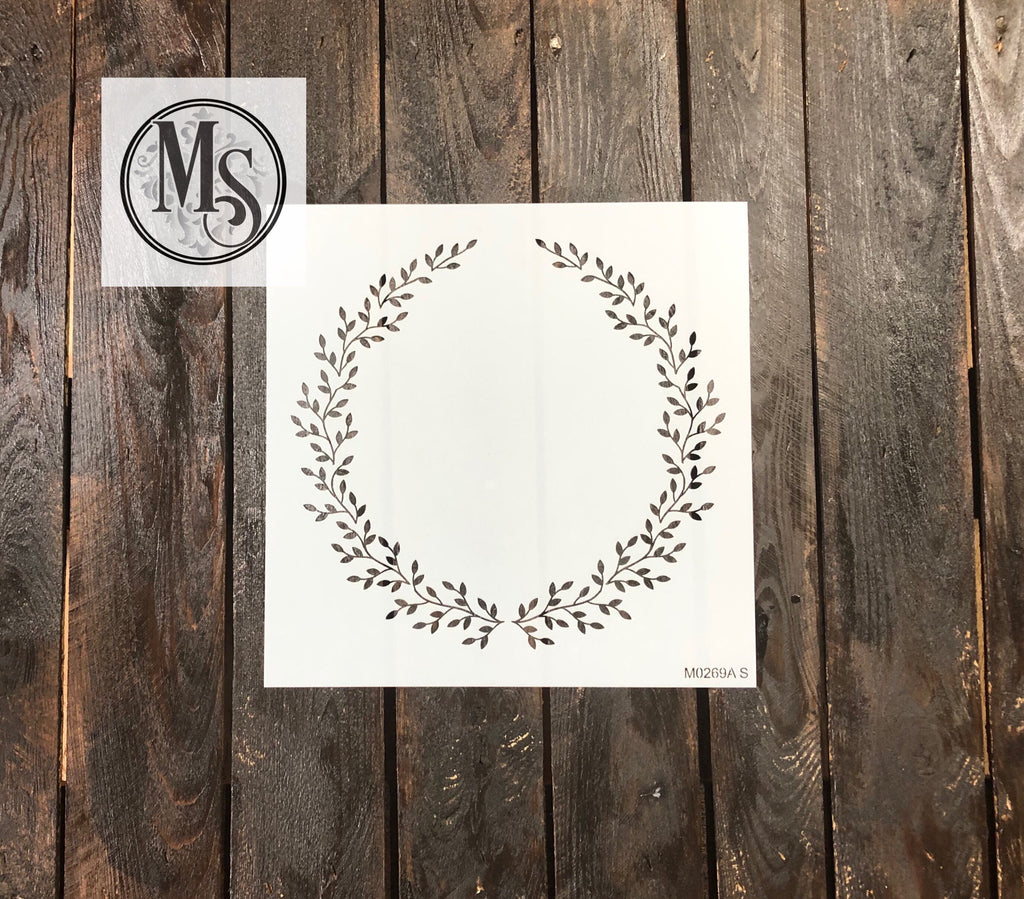 M0269 Wreath Designs - 6 different designs available in 2 sizes