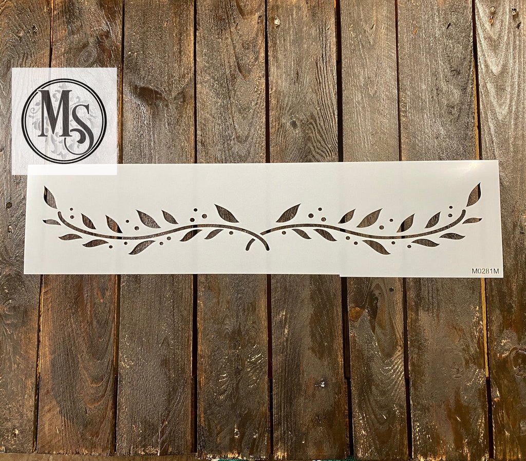 M0281 - Laurel Trim 1 - 3 sizes available