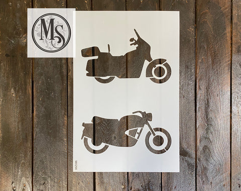 M0298 Motorcycles