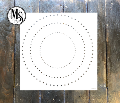 M0314 - Circle Borders - 3 style options