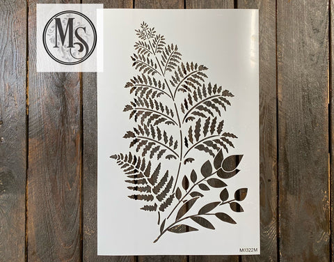M0322 Botanical Print - 2 size options