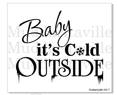 S0017 Baby it's cold outside
