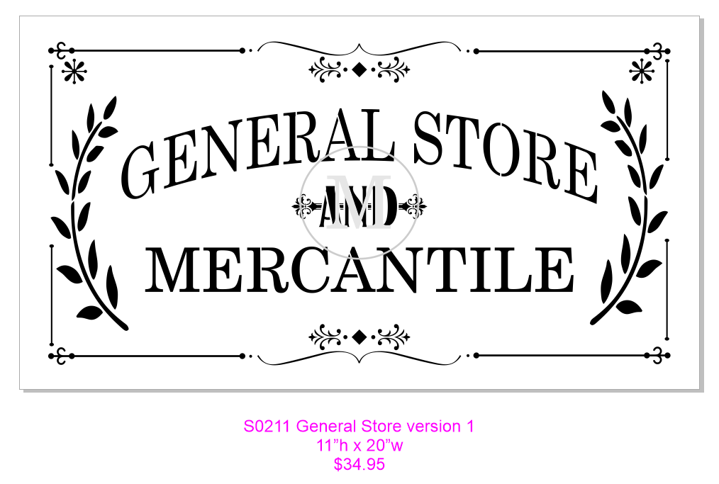 S0211 General Store and Merchantile version 1