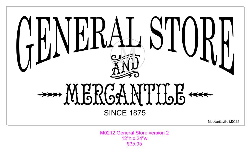 S0212 General Store version 2