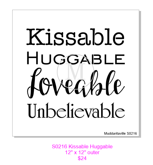 S0216 Kissable
