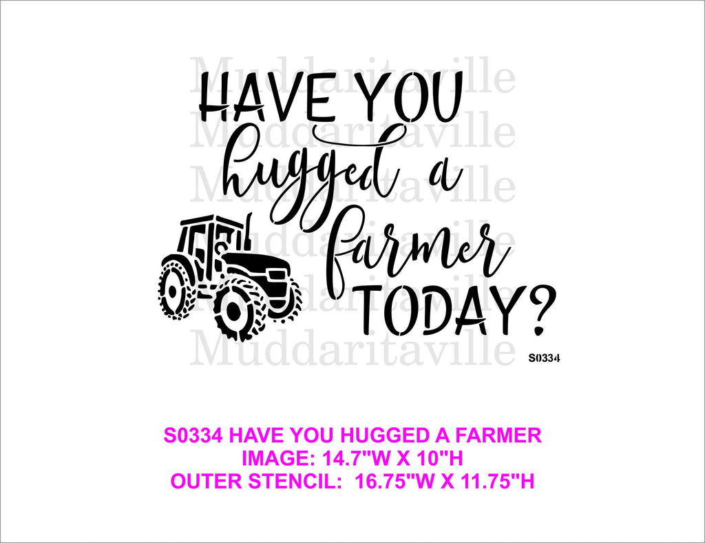 S0334 Have you hugged a farmer