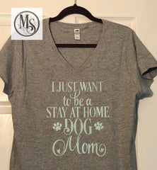 S0386 Stay at Home Dog Mom