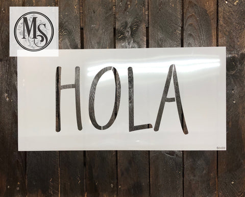 S0469 HOLA - 2 sizes available