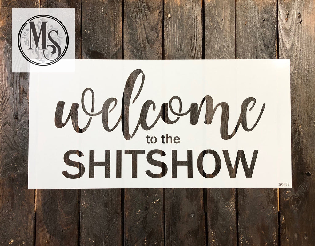 S0493 Welcome to the Shitshow