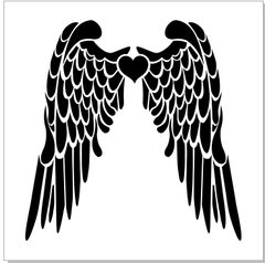 M0107 Angel Wings