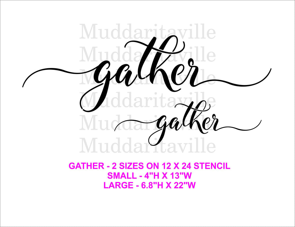 S0321 gather
