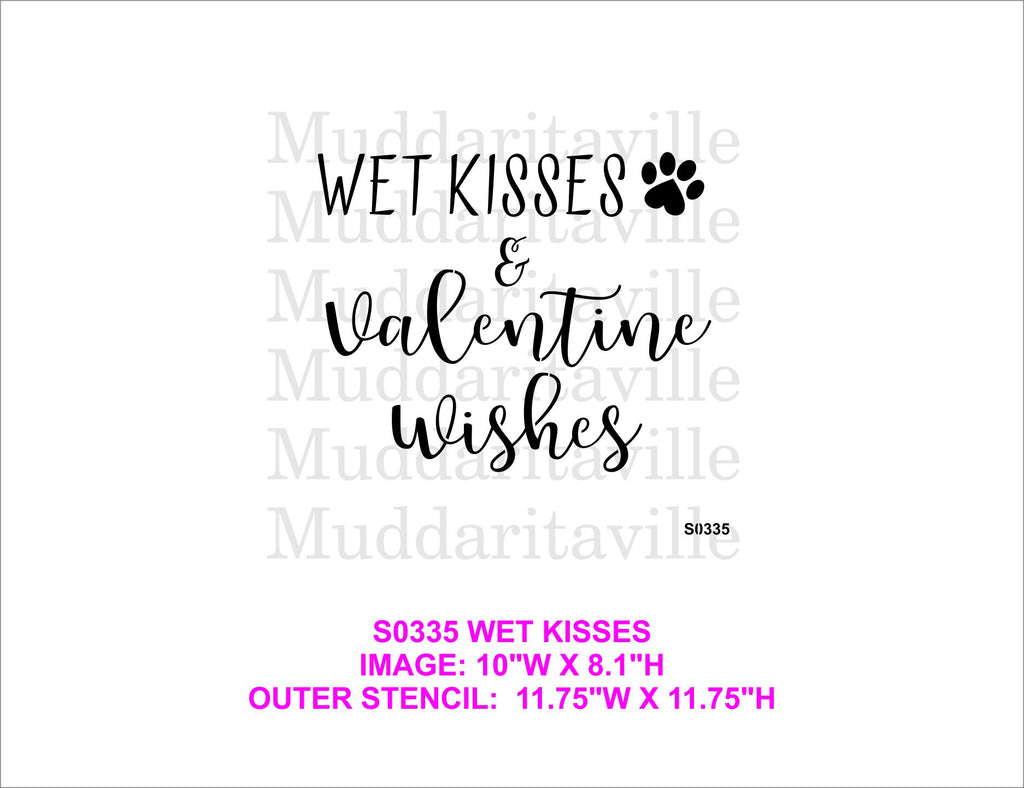 S0335 Wet Kisses