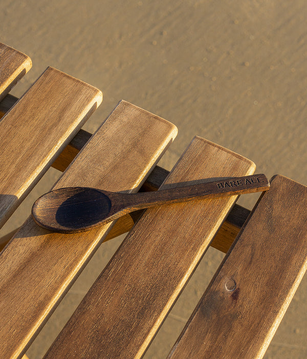 Wooden Ebony Spoon