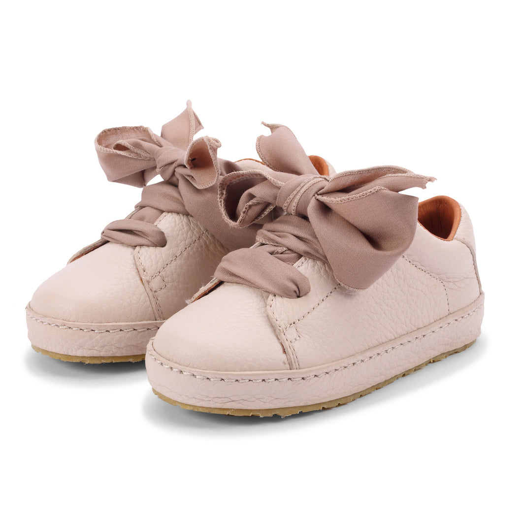 Donsje Bow Tie Sneakers Rose