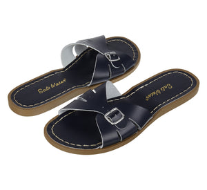 Saltwater Sandals Classic Slide Navy