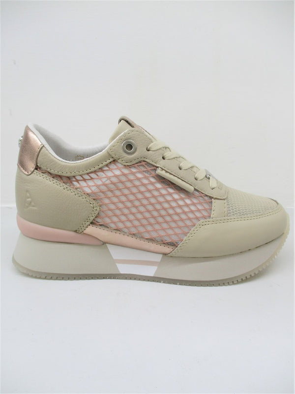 SNEAKER IN PELLE DONNA APEPAZZA ROSE CIPRIA