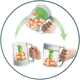 Avent 2 in 1 steam & blend