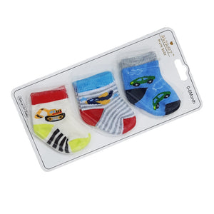 Baby Socks 3 pcs