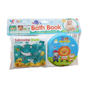 Eva Bath Book