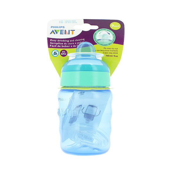 Avent SPOUT CUP 9OZ  BLUE