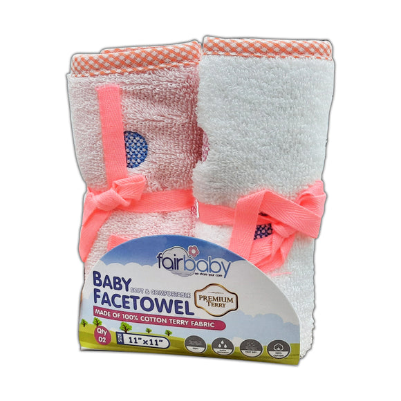 Fairbaby Baby Face Towel 11