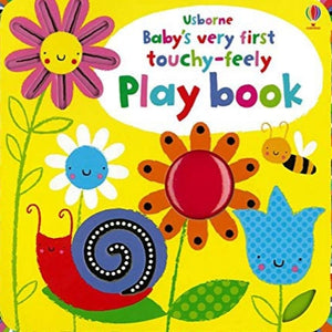 Babys very first touchy feel playbook