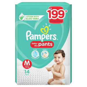 Pampers pants M14