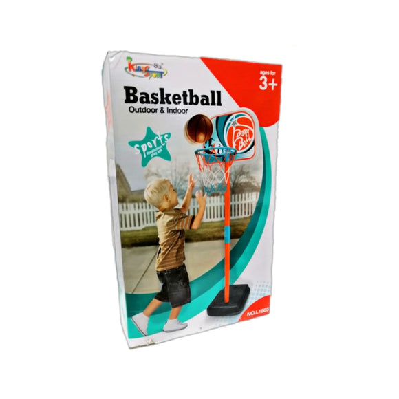 Basketball Indoor & Outdoor Set