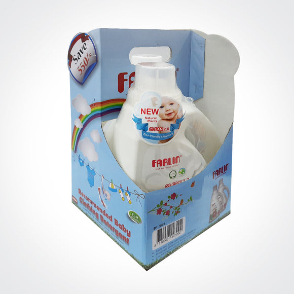 Farlin Baby Clothing Detergent 2L